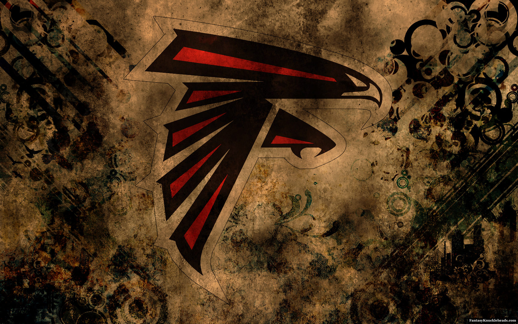 Atlanta Falcons Desktop Wallpapers: NFL Team Wallpaper For Desktop, IPad And MAC