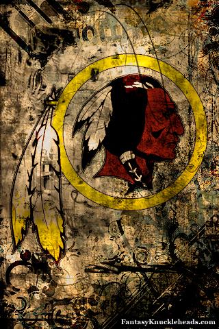 Washington Redskins Smartphone Wallpaper