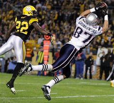 Gronk is amazing, but don't take him in the first round.