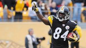 Antonio Brown knows he's the best - he's the consensus #1 wide receiver in most rankings.