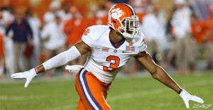 If available, Clemson's Vic Beasley would be a great fit with the Saints.