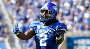 Bud Dupree would be an ideal choice for the Saints at 13 overall.