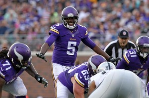Can Bridgewater pull out a solid game at Lambeau?