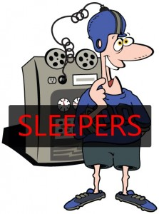 Flacco, Tannehill, Oliver, McFadden, White and Brown. What do they have in common? They are all sleepers.