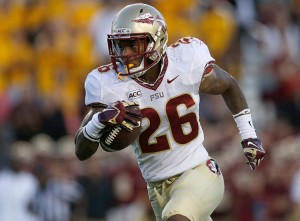 Florida State's P.J. Williams was named the Defensive MVP of the 2013 BCS Championship game in the 'Noles victory over Auburn.