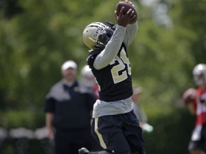Saints RB C.J. Spiller is expected to miss the rest of the preseason after undergoing arthroscopic knee surgery.