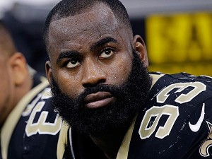 The Saints released LB Junior Galette last month after a series of off-field issues.