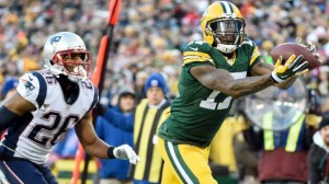 When Green Bay needed him to step up against a talented New England secondary, Davante Adams Delivered the breakout game of his rookie season. www.foxsports.com