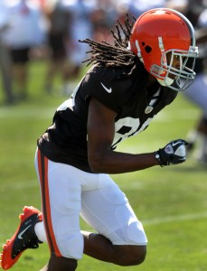 Travis Benjamin is a big play waiting to happen.