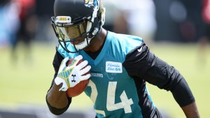 T. J. Yeldon is ready to roll. Get on board for fantasy goodness.
