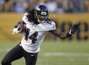Marlon Brown was MIA last season, but he still has plenty of potential.