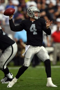 Carr has all of the weapons and ability to succeed.