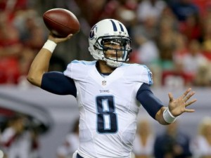 Mariota is a tough player to predict. Beware the injury bug.