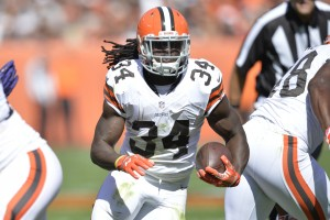 He should not be on waivers, but if Crowell is out there get him now! (AP Photo/David Richard)