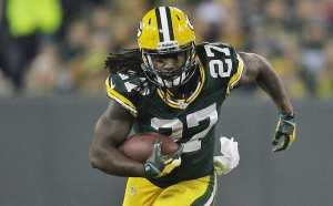 Lacy has struggled, but he is worth a shot in week 8.