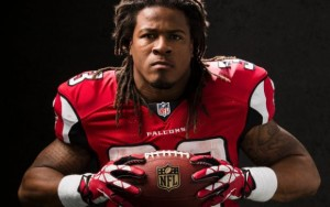 Devonta Freeman has shown promise, he may be the back to own in 2015.