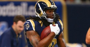 Gurley will have some big games, but probably not this weekend.