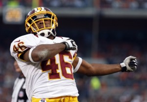 What can Alfred Morris do for you? Nothing.