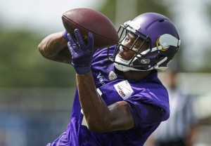 Diggs looks like he could be the real thing, pick him up.