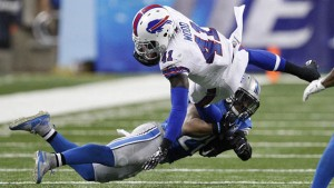 Cierre Wook hopes to help fill the big shoes left by LeSean McCoy.