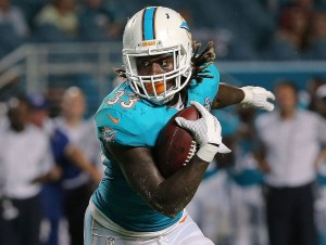 Ajayi is looking to make Arian Foster a memory in Miami.