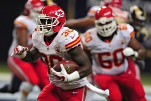 Spencer Ware is a bad man and could be a huge contributor this season.