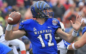 Paxton Lynch is widely considered the 3rd best QB in the 2016 NFL Draft