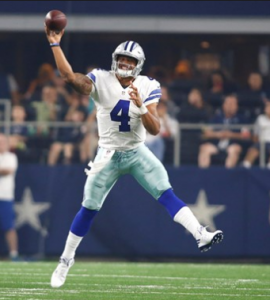 Dak Prescott has been nearly perfect in the preseason. How will he do in games that count?