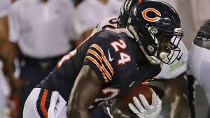 Jordan Howard is the next man up for the Bears. He may have what it takes to run away with the starting job.