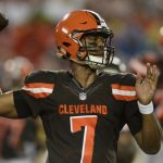 Week 14 Streaming D/ST, K And QB: Deshone Kizer Is Taking Off