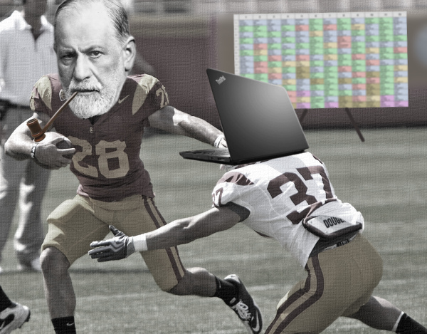 Sigmund Freud On Draft Day