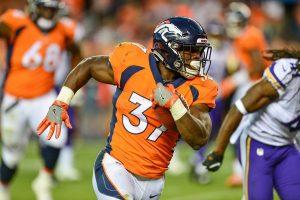 Royce Freeman Broncos Running Back