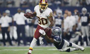 Jamison Crowder Washington Redskins