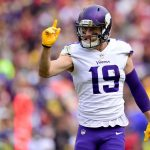 Adam Thielen Minnesota Vikings