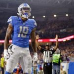 Week 11 Wide Receiver Rankings: Seize The Golladay