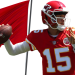 Red Flags: Who Is Patrick Mahomes Without His Weapons?